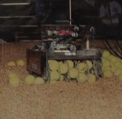 Maze Craze robot (1992)